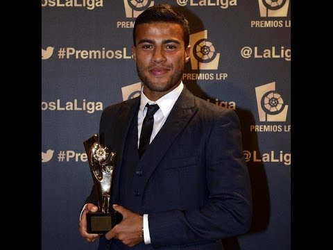 Rafinha se impone a Jesé y Saúl como Mejor Jugador Revelación de la Liga BBVA 2013/2014