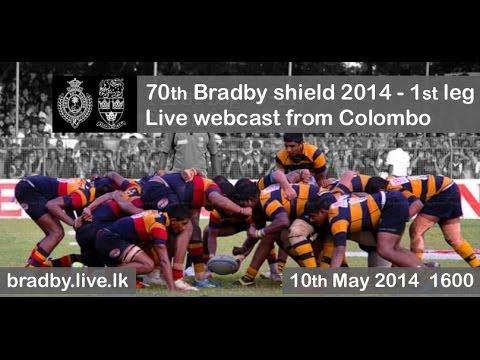 70th Bradby 2014 - 1st leg - Live from Colombo