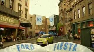 The First All New 2011 Ford Fiesta Commercial