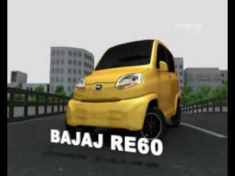 Bajaj RE60