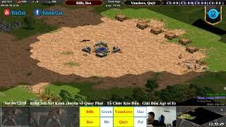 AoE 22 Random BiBi,Đức Anh vs VaneLove, Quýt Ngày 23-06-2018