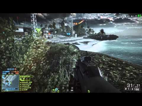 Battlefield 4 using shadowplay on nvidia geforce gtx 780 ti 1080p