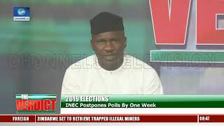 PDP, APC Face Off Over Postponement Of Election Pt.2 |The Verdict|