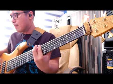 Tak Tertandingi - NDC Worship (bass cover Yamaha TRB6PII)
