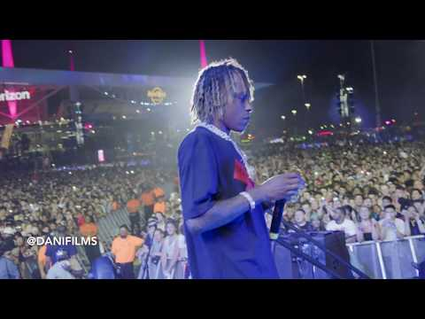 Rolling Loud Miami 2019 Rich The Kid & 83 Babies