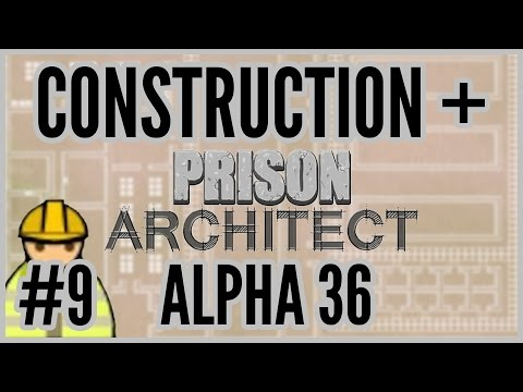 Hydroelectric = Construction + Prison Architect [Alpha 36] #9