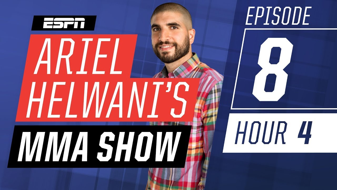 Kevin Lee, Sean O'Malley, New York Ric [Episode 8/Hour 4] | Ariel Helwani's MMA Show | ESPN