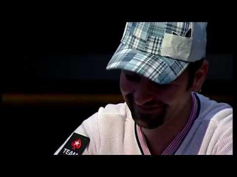 Greatest Poker Hands - Daniel Negreanu Calls Against Kings | PokerStars