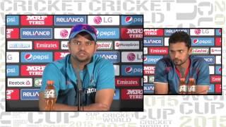 Suresh Raina vs Mashrafe Mortaza: War of Words ahead of India vs Bangladesh