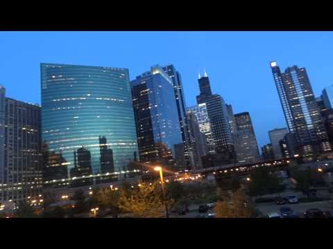 Chicago - Spectacular HD View of Downtown Chicago - Tourism USA