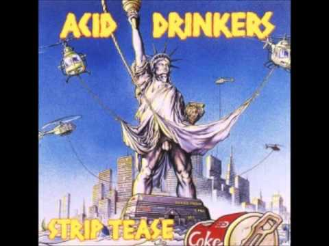 Acid Drinkers - Blood is Boiling