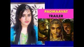 Download Padmavati | Official Trailer | 1st December |Ranveer Singh|Shahid Kapoor|Deepika Padukone|Reaction| 3Gp Mp4