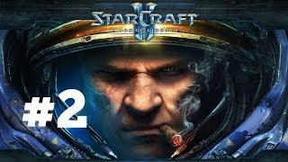 StarCraft 2 - Время Ч - Часть 2 - Эксперт - Прохождение Кампании Wings of Liberty
