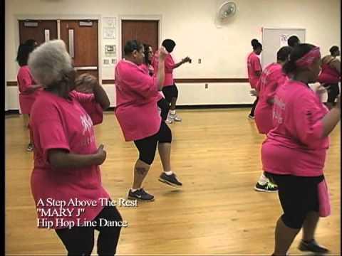 Mary J Line Dance