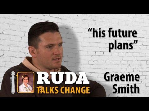 Graeme Smith on his future plans