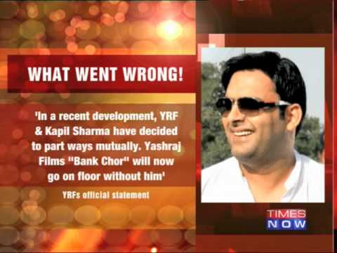 Kapil Sharma drops out of Yash Raj Films Bank Chor