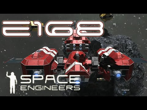 Space Engineers Multiplayer - E168 - Banging video