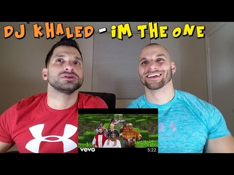 DJ Khaled - I'm the One [REACTION]