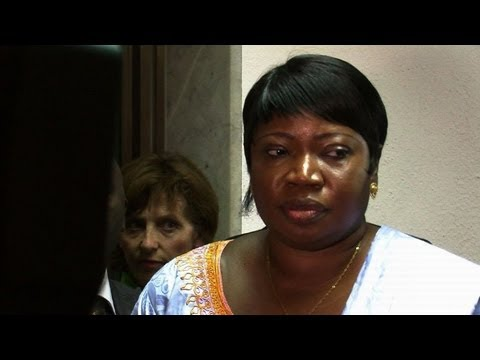 ICC prosecutor in Abidjan over Gbagbo case