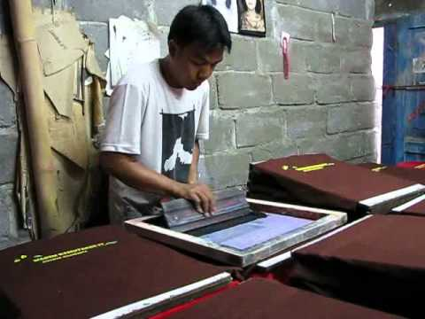 t Shirt Printing Table T-shirt Screen Printing