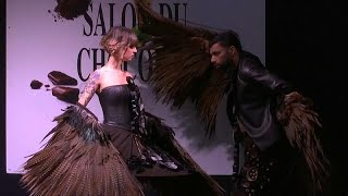 Watch: Chocolate dresses grace Brussels catwalk, but how Belgian is this €4bn industry?
