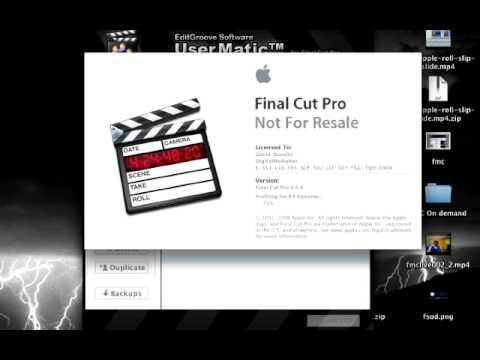 FMC Review - EditGroove's UserMatic
