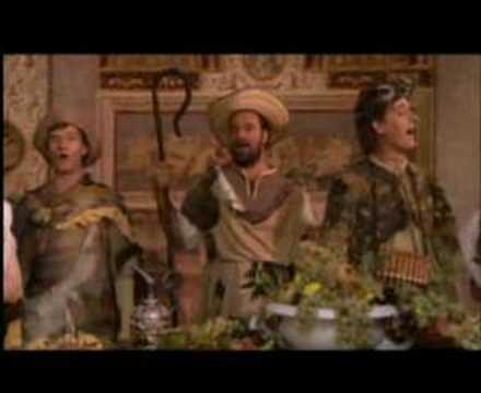 the consort of musicke - quel augellin che chanta