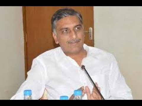 Minister  Harish Rao  holds Review on Rythu Bandhu Scheme