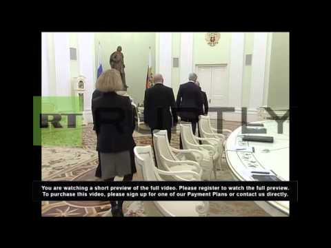 Russia: John Kerry emphasises common interests in Syria