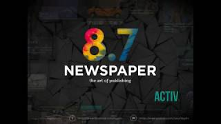 Activate Newspaper theme v8.7 or above for free