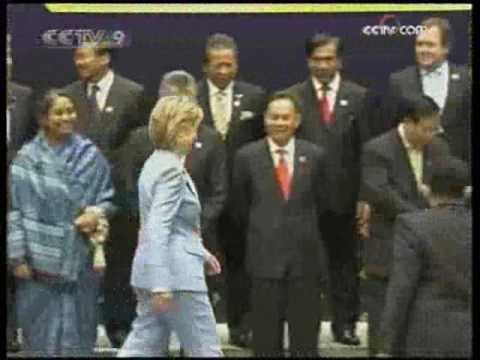 ASEAN meeting and North Korea nuclear issue - CCTV 072409