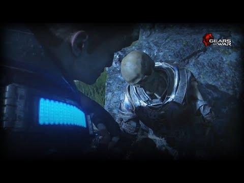 Marcus en Gears of War 4 - tercer gameplay OFICIAL de la campaña