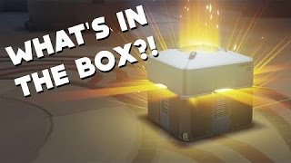 Overwatch Lootboxopening: SO VIEL LEGENDARIES!