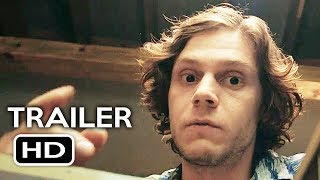 American Animals Official Trailer #2 (2018) Evan Peters Crime Movie HD