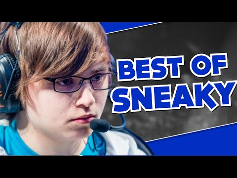 Best Of Sneaky - The Insane Carry - League Of Legends