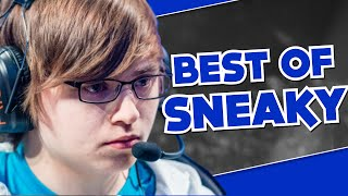 Best Of Sneaky - The Amazing Carry - League Of Legends