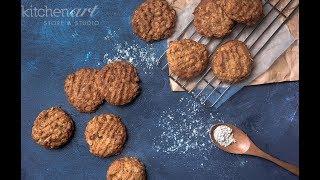 [KITCHEN ART HOMECHEF] Tập 11 - Bánh quy chuối quế