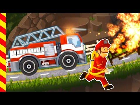 Пожарный трансформер мультик