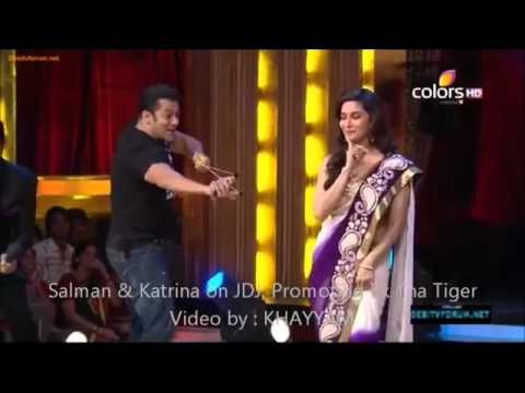 Salman Khan & Katrina Kaif  Best On Jhalak Dikhla Jaa (season 5) 19th August 2012 video