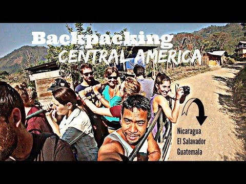 Backpacking CENTRAL AMERICA - Video Montage (2014)
