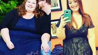 My Weight Loss Journey of How I lost 224lbs in ONE Year Naturally