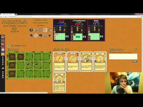 Purge plays Agricola w/ Hotbid + Eosin