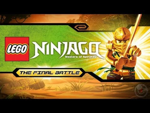 LEGO® Ninjago - The Final Battle - iPhone & iPad Gameplay Video