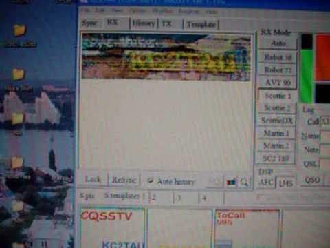 QSO with XE1YK from KC2TAU