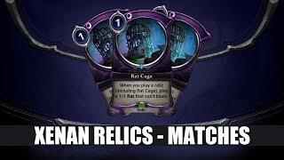 Eternal CCG - Defiance Xenan Relics - Matches