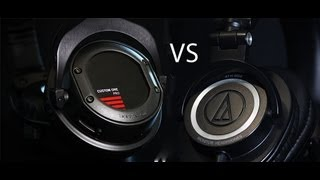 Beyerdynamic Custom One Pro vs Audio Technica ATH M50