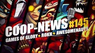 Coop-News #145 / Начало ОБТ Games of Glory, Песочница на выживание ROKH, D.Va убрали из Overwatch и другое