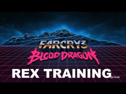Rex Training Far Cry 3: Blood Dragon HD OST