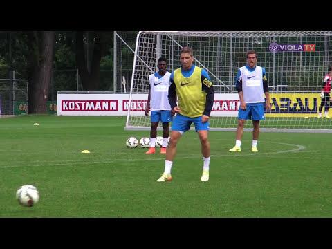 Training vom 27. August 2014 - FK Austria Wien / Real Audio