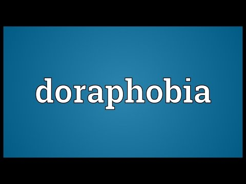 Header of doraphobia